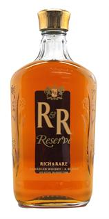Rich & Rare Canadian Whisky Reserve 1.75l
